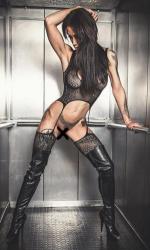 Stripteasetänzerin Langenfeld