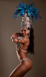 Samba Strip Girl Niedersachsen