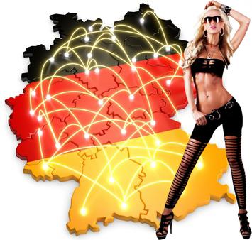 Deutschland vernetzt