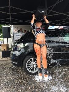 Carwash Gogos für Auto Messen