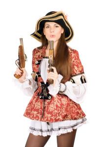 Karibische Nächte mit Piraten Gogos - Stylegogo.de