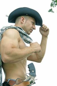 Cowboys für Party buchen